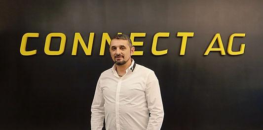 Zavisa Dragnic Connect AG