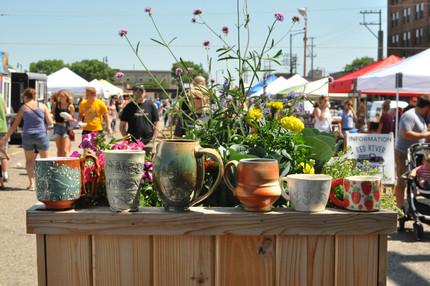 Mugs at the Market