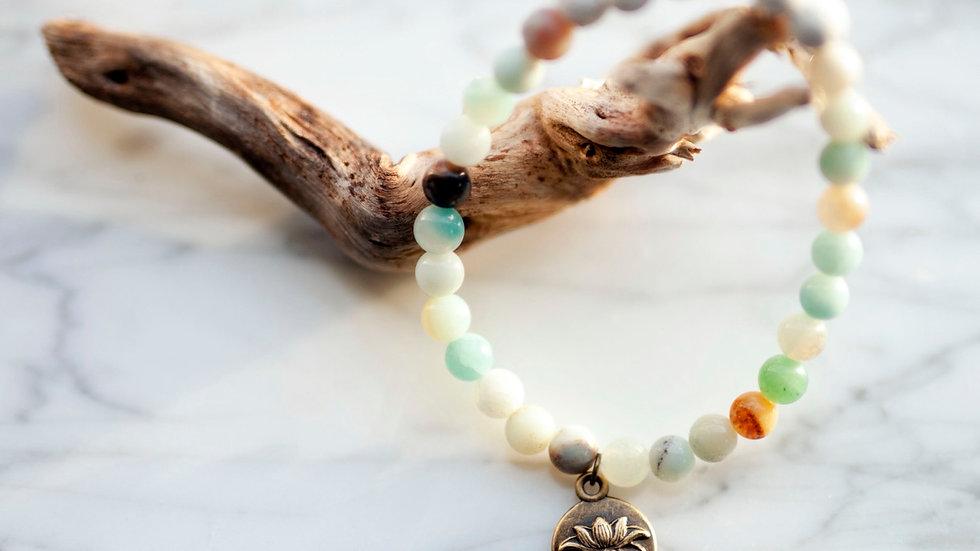 Amazonite Diffuser Bracelet