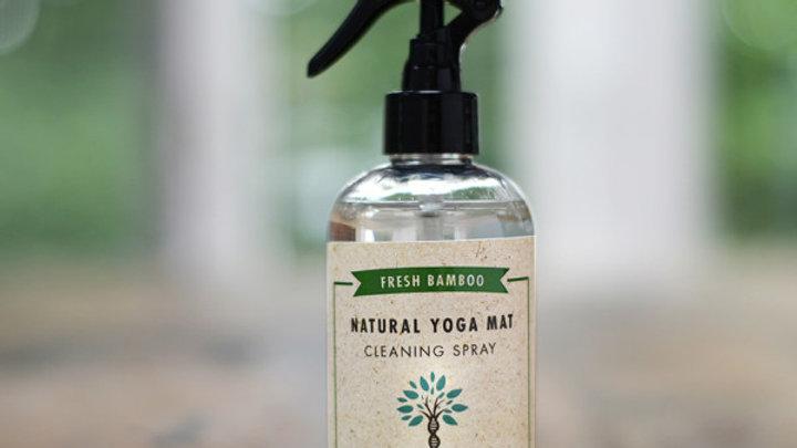 Fresh Bamboo Yoga Mat Cleaning Spray
