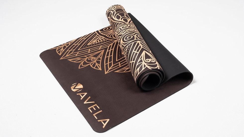 Gold Mandala Mat