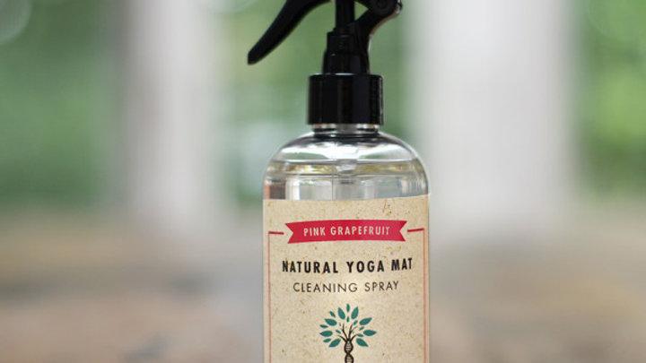 Pink Grapefruit Yoga Mat Cleaning Spray
