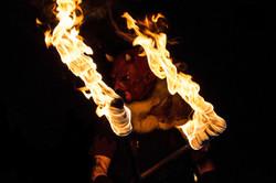 Feuersbrunft