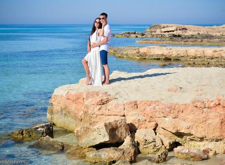 Свадьба на Кипре , Айя Напа , Пафос , Протарас , Ларнака , Лимассол Фотограф , Фотосессия , Венчание