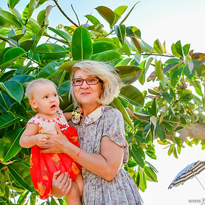 Family photoshooting in Paphos