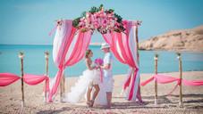 Свадебная церемония в Хургаде. Египет