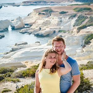 Романтическая фотосессия на Кипре