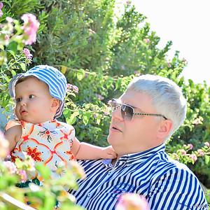 Семейная фотосессия в Park Hyatt Cyprus