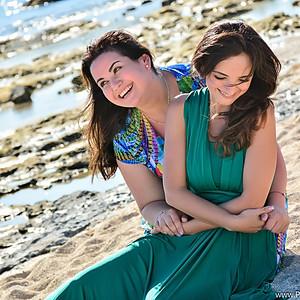 Подружки в Айя Напе