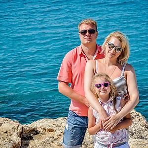Семейная фотосессия на Кипре