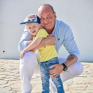 Семеййный фотограф на Кипре