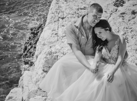 Свадебная фотосессия на Кипре Фотограф в Айя Напе , Ларнака , Пафос , Лимассол , Протарас , Свадьба