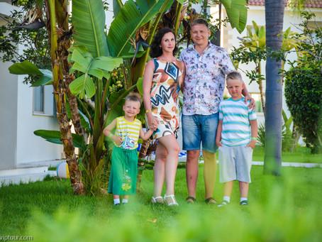 Семейная фотосессия на Кипре , Фотограф в Айя Напа , Протарас , Ларнака , Лимассол, Пафос Свадьба
