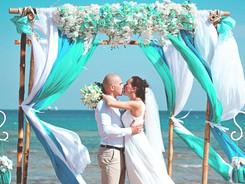 Свадебная церемония в Хургаде