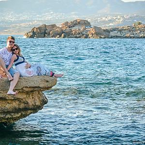 Фотосессия в ожидании чуда на Кипре