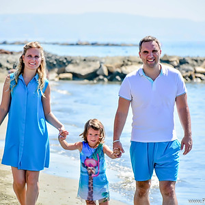 Семейная фотосессия на Кипре   Limassol