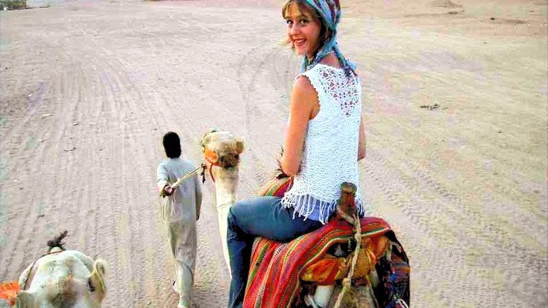 Катание на квадроциклах и верблюдах (Мото + кемел) в Шарм Эль Шейх. Египет