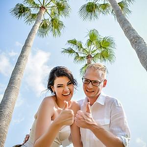 Свадебная фотосессия Агия Фекла