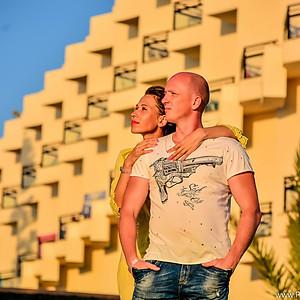 Романтическая фотосессия в Пафосе   Cyprus