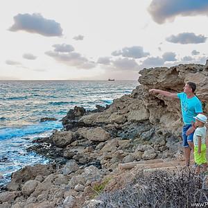 Семейная фотосессия в Coral bay