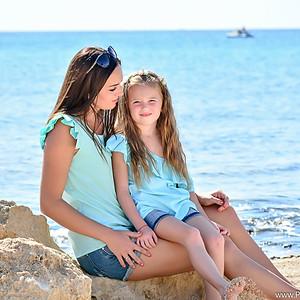 Семейная фотосессия на Кипре   Айя Напа