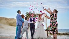 Свадебная церемония в Лимассоле. Кипр