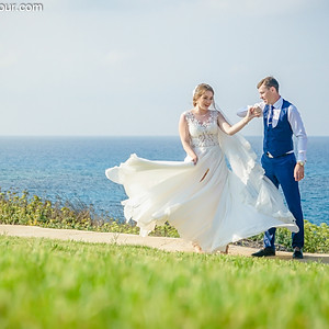 Wedding photoshoot in Ayia Napa