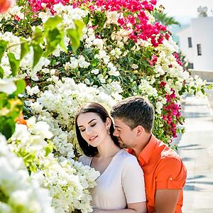 Романтическая фотосессия на Пафосе