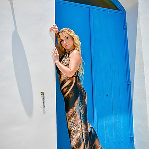 Individual photoshoot in Cyprus