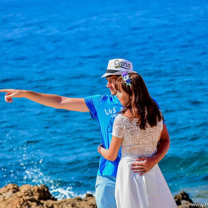 Свадебная фотосессия   Пафос   Кипр