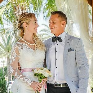 Свадебная фотосессия в Ларнака