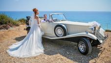 Свадьба и свадебная церемония в Пафосе. Кипр