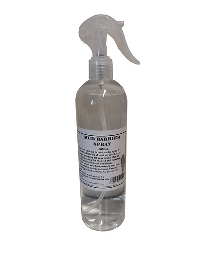 Equine Mud Barrier Spray
