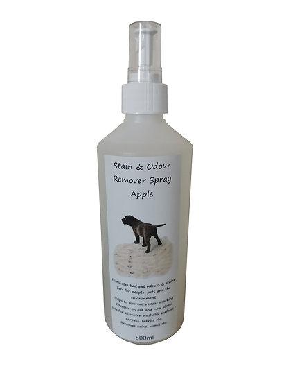 Stain & Odour Remover Spray - Apple
