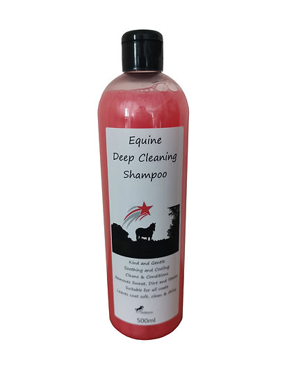 Deep Cleaning Shampoo for Horses