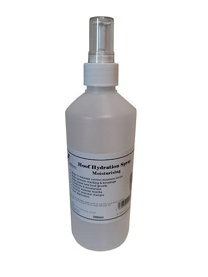 Equine Hoof Hydration Spray for Horses Moisturising Spray for Dry Cracked Hooves