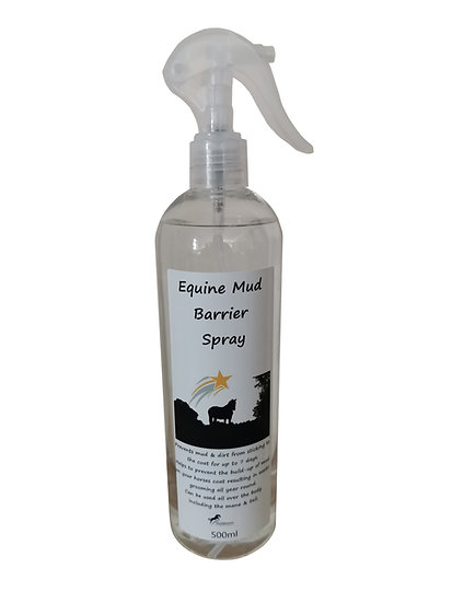 Equine Mud Barrier Spray