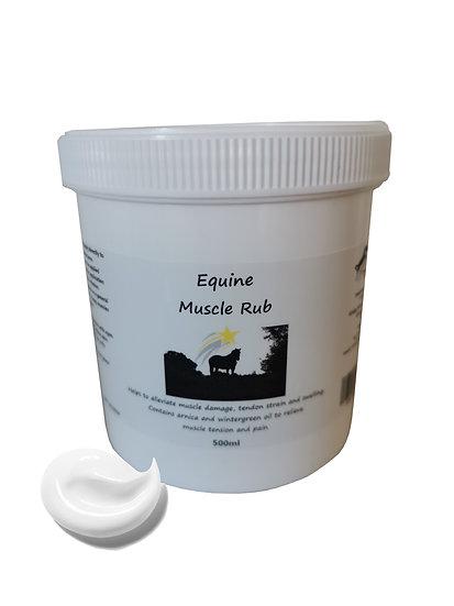 Equine Muscle Rub
