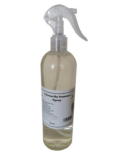 Equine Citronella Summer Spray