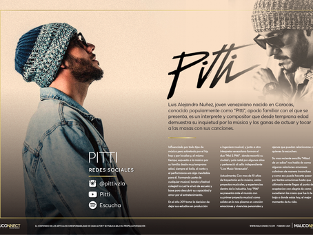 MAUCONNECT SPOTLIGHT: PITTI