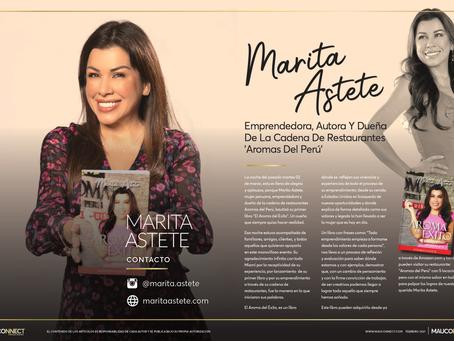 MAUCONNECT SPOTLIGHT: Marita Astete