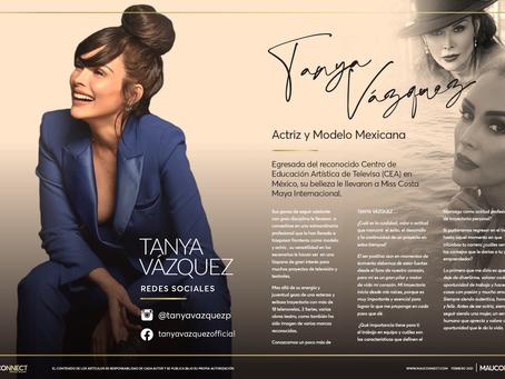 MAUCONNECT SPOTLIGHT: TANYA VÁZQUEZ