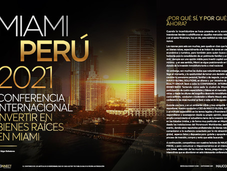 MIAMI-PERÚ 2021