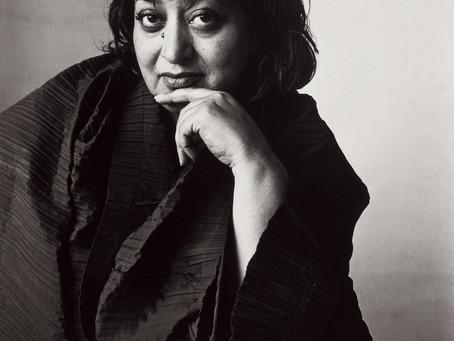 ZAHA HADID | Una mujer que rompió los límites