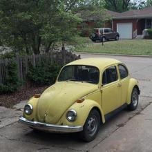 1973 Beetle