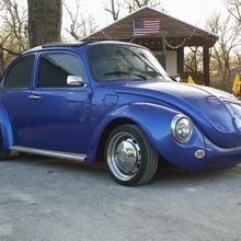 """1973 Beetle, """"Maxx"""""""