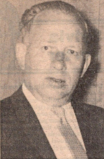 Theodore F. Buklad