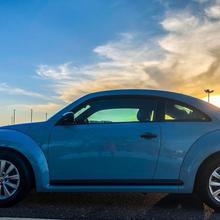 "2015 Beetle, ""Savannah Sky"""
