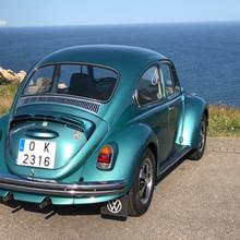 """1972 VW Bug 1302, """"Miguel's Bug"""""""