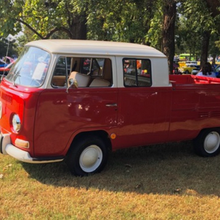 1968 Double Cab Bay